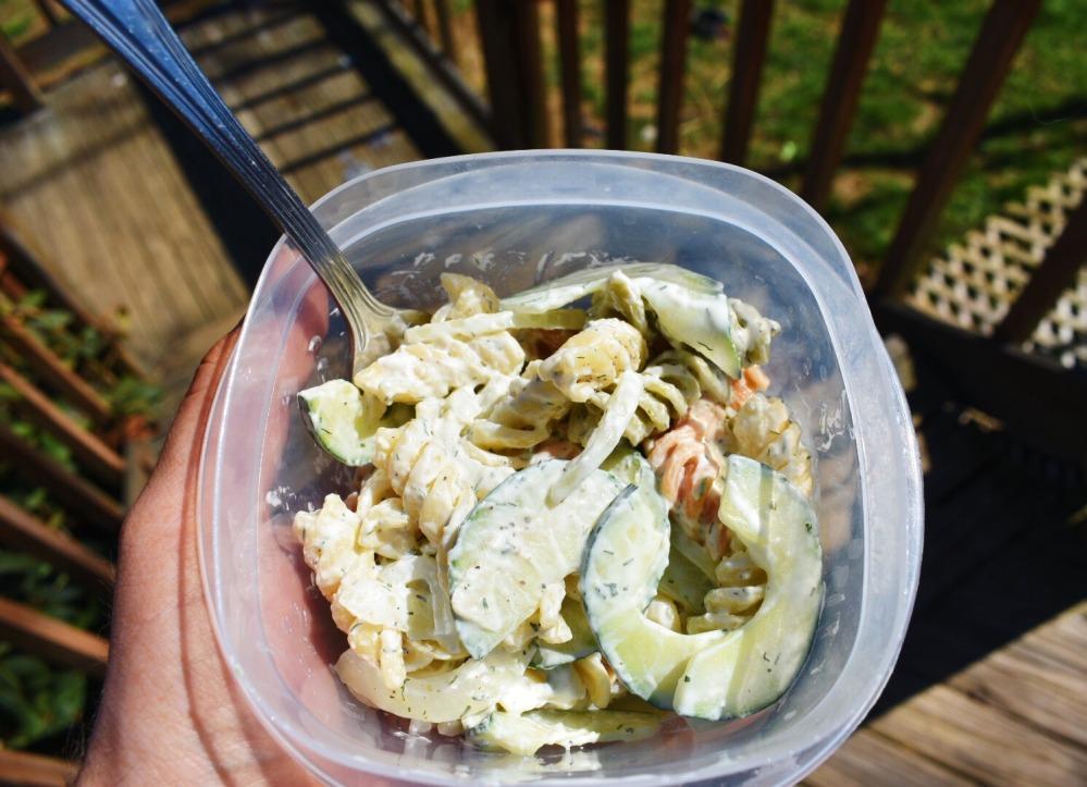 cuc pasta salad 2